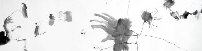 Amenageur, 2008, 34 X 138 cm