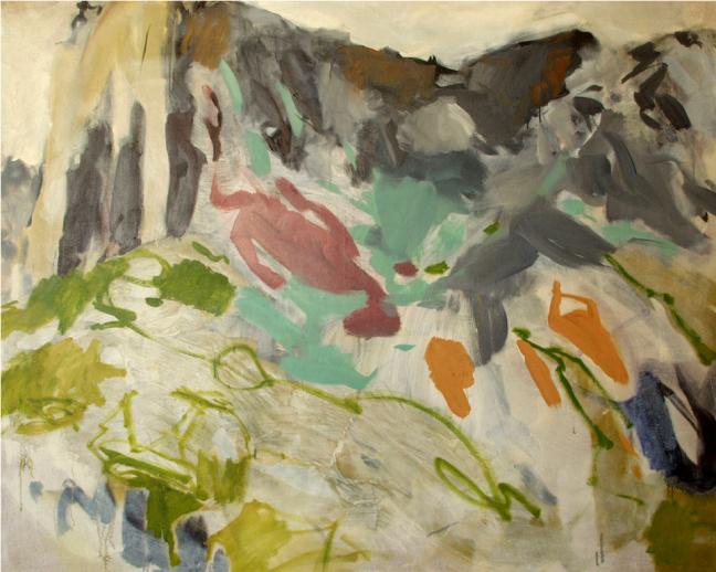 Figure 10 Crête des Merveilles 1994 130x162