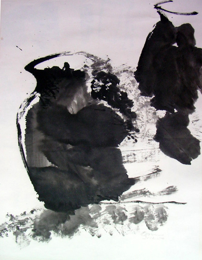 Figure 19 浸透坛子 2004, 88 x 66 cm