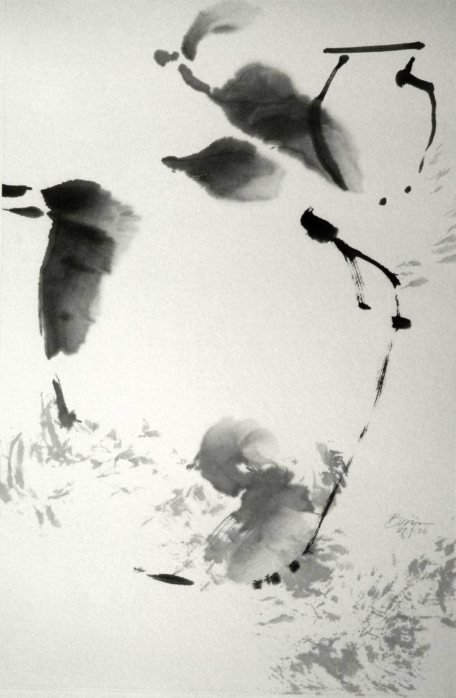 Figure 24 Jarres sous le vent