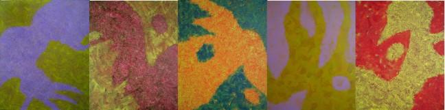 Figure 23 色境五重奏